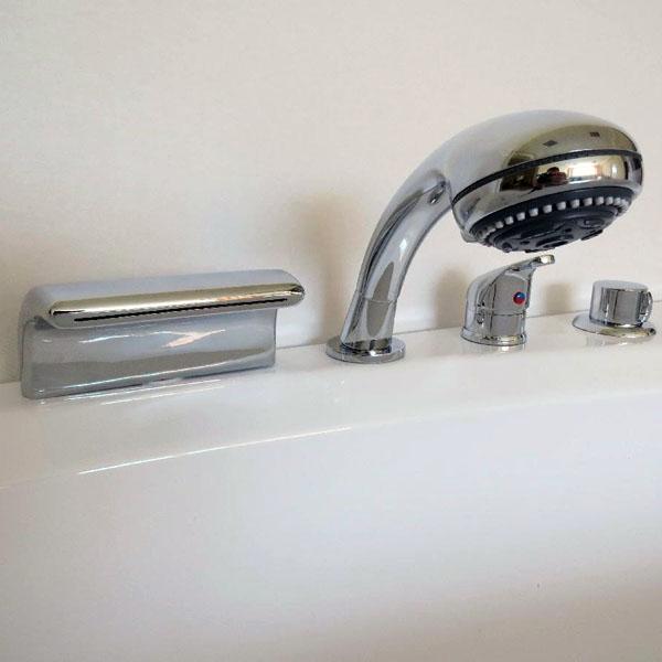 Kristina Смеситель для ванной для BAS