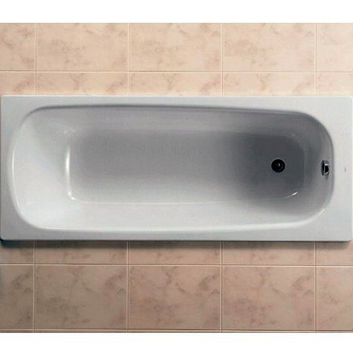 Ванна чугунная Continental 150х70 см