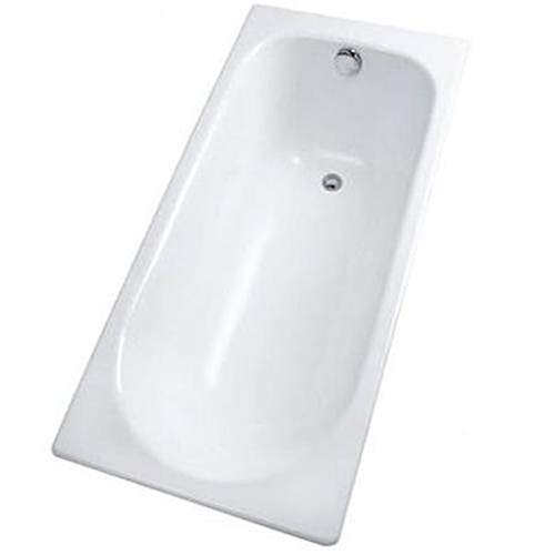 Ванна чугунная Ресса Silver 150х70 см