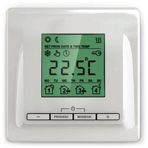 Терморегулятор TP 520 (программируемый) Теплолюкс