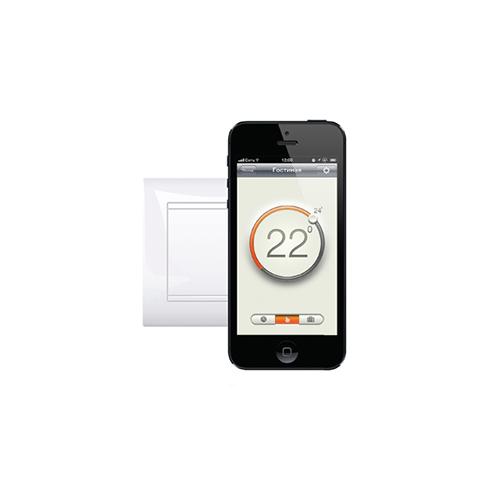Терморегулятор MCS300 (управление по Wi Fi) Теплолюкс