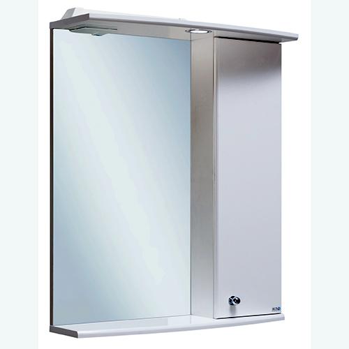Шкаф зеркальный Ирис 55 R/L