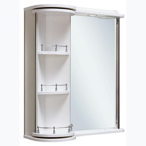 Шкаф зеркальный Секрет 65