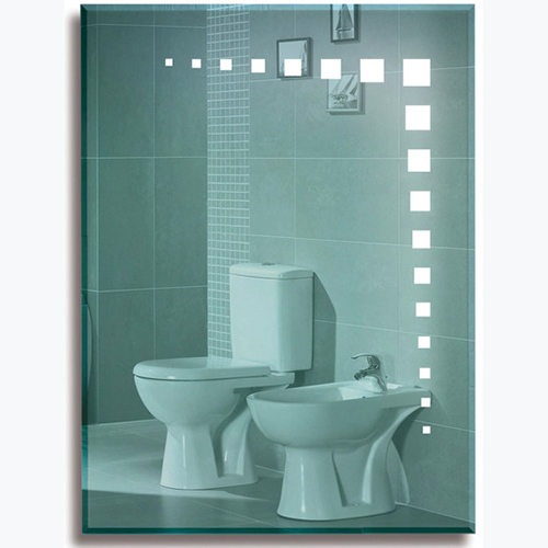 Зеркало с подсветкой 7205.F.LED 600х800
