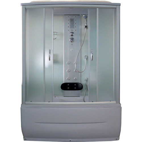Душевой бокс AQP 7806A 125x85x220