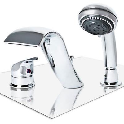 Cobra 3-х позиционный Смеситель для ванной
