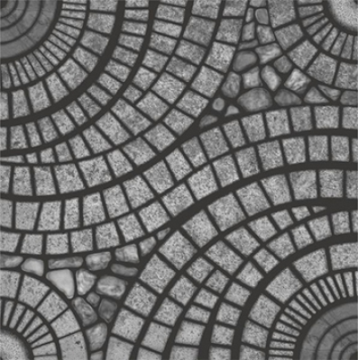 OldStreet темно-серый Керамогранит (OS4D402) 32.6x32.6 см