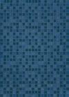 Квадро синий Плитка настенная 25х35 35х25 см