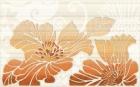 Кензо терракотовый Декор (09-03-25-075-1) 25х40 40x25 см