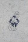 Бернардо фиолетовый Декор Блюз 20х30 30х20 см