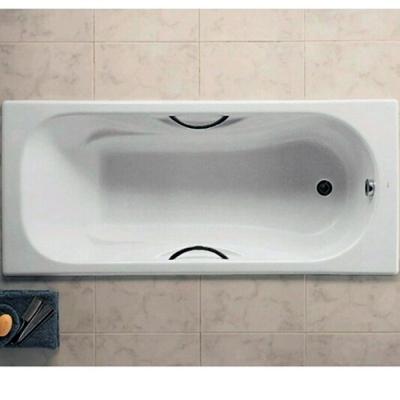 Ванна чугунная Malibu 170х75 см