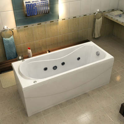 Ванна акриловая BAS Атланта 170х70 см