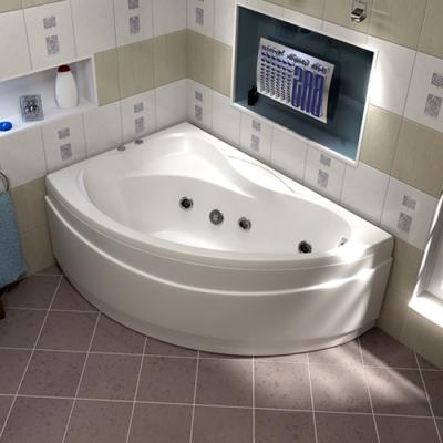 Ванна акриловая BAS Вектра 150х90 см