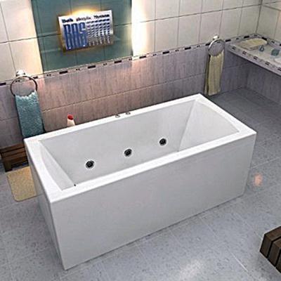 Ванна акриловая BAS Индика 170х80 см