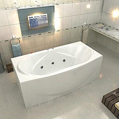 Ванна акриловая BAS Фиеста 194х90 см