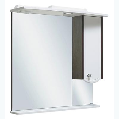 Шкаф зеркальный Аликанте 75 R