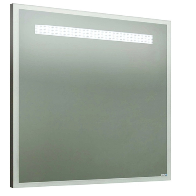 Шкаф зеркальный Quatro 90