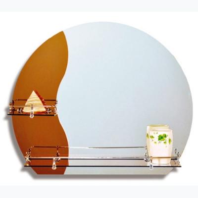 Зеркало комбинированное 242.P.O 600х510 - 600x510 мм Россия ПЕКАМ