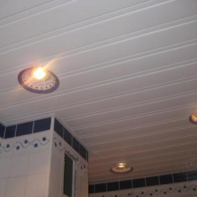 Комплект реечного потолка 1.72х1.7 белый матовый
