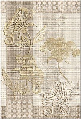 Сатти Декор Флоу 27.8x40.5 40.5x27.8 см